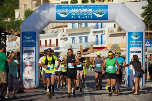 start-of-30k-alonnisos-challenge-2018