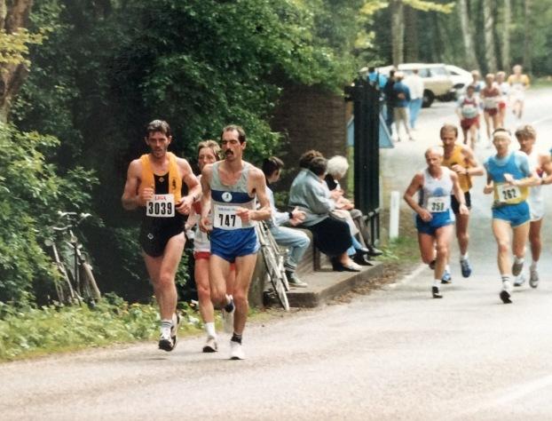 Amsterdam Marathon 1987